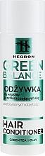 Parfüm, Parfüméria, kozmetikum Kondicionáló zsíros hajra - Hegron Green Balance Hair Conditioner