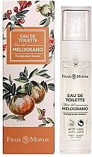 Parfüm, Parfüméria, kozmetikum Frais Monde Pomegranate Flowers - Eau De Toilette