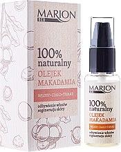 Parfüm, Parfüméria, kozmetikum Makadámia olaj arcra, hajra, testre - Marion Eco Oil