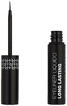 Parfüm, Parfüméria, kozmetikum Folyékony vízálló szemhéjtus - Rougj+ Glamtech Waterproof Long-Lasting Liquid Eyeliner