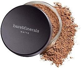 Parfüm, Parfüméria, kozmetikum Mattító krém-púder arcra - Bare Escentuals Bare Minerals Matte Foundation SPF15