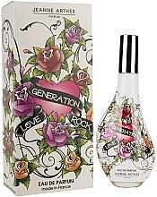 Parfüm, Parfüméria, kozmetikum Jeanne Arthes Love Generation Rock - Eau De Parfum
