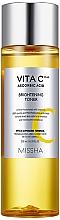 Parfüm, Parfüméria, kozmetikum Világosító tonik C vitaminnal - Missha Vita C Plus Brightening Toner