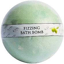 "Parfüm, Parfüméria, kozmetikum Fürdő bomba ""Olíva"" - Kanu Nature Fizzing Bath Bomb Olive Tree"