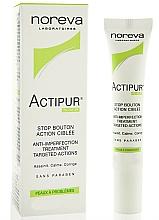 Parfüm, Parfüméria, kozmetikum Arcápoló krém - Noreva Laboratoires Actipur Anti-Imperfection Treatment Targeted Actions