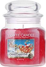 Parfüm, Parfüméria, kozmetikum Aromagyertya üvegben - Yankee Candle Christmas Eve