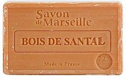 """Parfüm, Parfüméria, kozmetikum Természetes szappan """"Szantálfa"""" - Le Chatelard 1802 Sandal Wood Soap"""