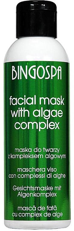 Alga arcmaszk - BingoSpa Cleansing Moisturizing Mask