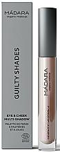 Parfüm, Parfüméria, kozmetikum Eye & Cheek Multi Shadow - Madara Cosmetics Guilty Shades Eye & Cheek Multi Shadow