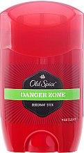 Parfüm, Parfüméria, kozmetikum Stift dezodor - Old Spice Danger Zone Deodorant Stick