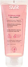 Parfüm, Parfüméria, kozmetikum Tisztítógél száraz és érzékeny bőrre - SVR Topialyse Gel Lavant