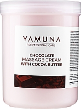 "Parfüm, Parfüméria, kozmetikum Masszázs krém ""Csokoládés álom"" - Yamuna Massage Cream"