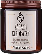 """Parfüm, Parfüméria, kozmetikum Illatosított szójagyertya """"Kleopátra illat"""" - Bosphaera The Scent of Cleopatra Candle"""