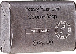 Parfüm, Parfüméria, kozmetikum Szappan fehér pézsma kivonattal - Barwa Harmony White Musk Soap