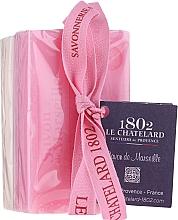 Parfüm, Parfüméria, kozmetikum Szett - Le Chatelard 1802 Rose & Jasmine (soap/100g + soap/100g)