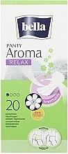 Parfüm, Parfüméria, kozmetikum Tisztasági betét Panty Aroma Relax, 20 db - Bella