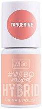 Parfüm, Parfüméria, kozmetikum Hibrid körömlakk - Wibo Mood Hybrid UV Nail Polish