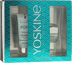Parfüm, Parfüméria, kozmetikum Szett - Yoskine Okinava Green Caviar 50+ (cr/50ml + peeling/75ml)