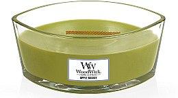Parfüm, Parfüméria, kozmetikum Illatosított gyertya pohárban - WoodWick Candle Elipsa Apple Basket