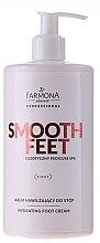 Parfüm, Parfüméria, kozmetikum Regeneráló lábkrém grapefruit kivonattal - Farmona Exotic Pedicure SPA
