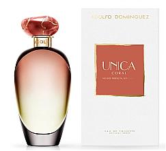 Parfüm, Parfüméria, kozmetikum Adolfo Dominguez Unica Coral - Eau De Toilette