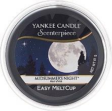 Parfüm, Parfüméria, kozmetikum Elektromos aromalámpa viasz - Yankee Candle Midsummer Night Scenterpiece Melt Cup