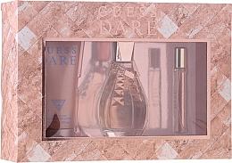 Parfüm, Parfüméria, kozmetikum Guess Dare - Szett (edt/100ml + b/lot/200ml + edt/15ml)