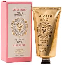 """Parfüm, Parfüméria, kozmetikum Kézkrém """"Fehér szőlő"""" - Panier Des Sens Renewing Grape Hand Cream"""