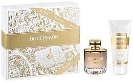 Parfüm, Parfüméria, kozmetikum Boucheron Quatre Absolu De Nuit Pour Femme - Szett (edp/50ml + b/lot/100ml)