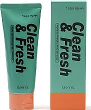 Parfüm, Parfüméria, kozmetikum Pórusszűkítő hab-maszk - Eunyul Clean & Fresh Pore Tightening Peel Off Pack