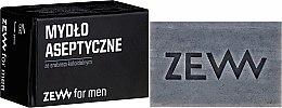 Parfüm, Parfüméria, kozmetikum Fertőtlenítő szappan kolloid ezüsttel - Zew Aseptic Colloidal Silver Soap