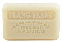 "Parfüm, Parfüméria, kozmetikum Marseille szappan ""Ilang-ilang"" - Foufour Savonnette Marseillaise Ylang Ylang"
