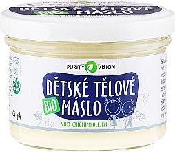 Parfüm, Parfüméria, kozmetikum Gyerek testápoló olaj - Purity Vision Bio Children´s Body Butter