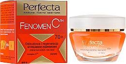 Parfüm, Parfüméria, kozmetikum Krém az öregedő bőrre - Perfecta Fenomen C 70+ Cream