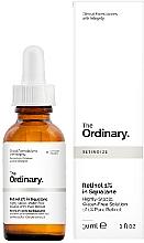 Parfüm, Parfüméria, kozmetikum Szérum retinollal 1% szkvalánban - The Ordinary Retinol 1% in Squalane