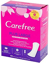 Parfüm, Parfüméria, kozmetikum Tisztasági betét, 46 db - Carefree Plus Large Fresh Scent