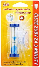 Parfüm, Parfüméria, kozmetikum Fogmosás időzítő, kék - VitalCare White Pearl Smile Indicator Proper Toothbrushing