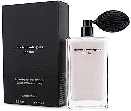 Parfüm, Parfüméria, kozmetikum Narciso Rodriguez For Her Limited Edition With Atomizer - Eau De Parfum