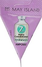 Parfüm, Parfüméria, kozmetikum Szérum hialuronsavval - May Island 7 Days Highly Concentrated Hyaluronic Ampoule