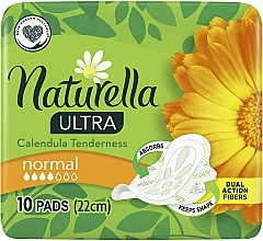 Parfüm, Parfüméria, kozmetikum Tisztasági betét, 10 db - Naturella Ultra Calendula Normal