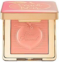Parfüm, Parfüméria, kozmetikum Arcpúder - Too Faced Peach Blur Translucent Smoothing Finishing Powder