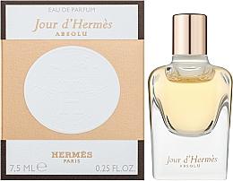 Parfüm, Parfüméria, kozmetikum Hermes Jour d`Hermes Absolu - Eau De Parfum (mini)