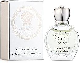 Parfüm, Parfüméria, kozmetikum Versace Eros Pour Femme - Eau De Toilette (mini)