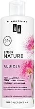 Parfüm, Parfüméria, kozmetikum Helyreállító micellás esszencia arcra - AA Enjoy Nature Albicja Revitalising Micellar Essence