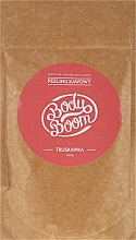 "Parfüm, Parfüméria, kozmetikum Kávés testradír ""Eper"" - BodyBoom Coffee Scrub Strawberry"