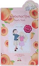 Parfüm, Parfüméria, kozmetikum Szövetmaszk őszibarack kivonattal - Sally's Box Loverecipe Peach Mask