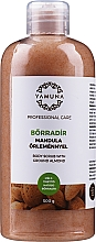 Parfüm, Parfüméria, kozmetikum Testradír darált mandulával - Yamuna Body Scrub With Ground Almond