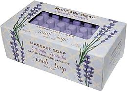 """Parfüm, Parfüméria, kozmetikum Szappan-radír masszázshoz """"Levendula"""" - Gori 1919 Massage Scrub Soap Lavender"""