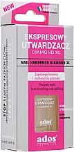 Parfüm, Parfüméria, kozmetikum Express körömkeményítő - Ados Nail Hardemer Diamond XL