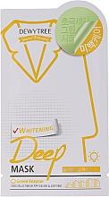 Parfüm, Parfüméria, kozmetikum Világosító arcmaszk citromfűvel - Dewytree Whitening Deep Mask